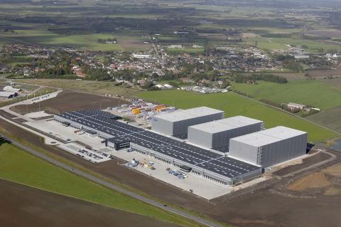 JYSK och SSI Schäfers samarbete inleddes redan 2007 i Uldum, Danmark, med byggandet av vad som då blev norra Europas största distributionscenter.