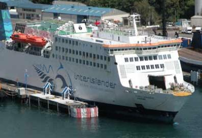 Interislander marks 50 years of linking New Zealand's North and South Islands