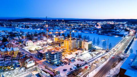 TK Botnia är årets Tjänsteföretag i Skellefteå