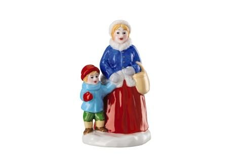 HR_Christmas_market_2019_Figurine_Mother_and_child