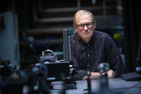 Mark Linne, professor i förbränningsmotorteknik