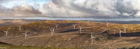RES submits planning application for Glenshero Wind Farm on behalf of SIMEC Energy