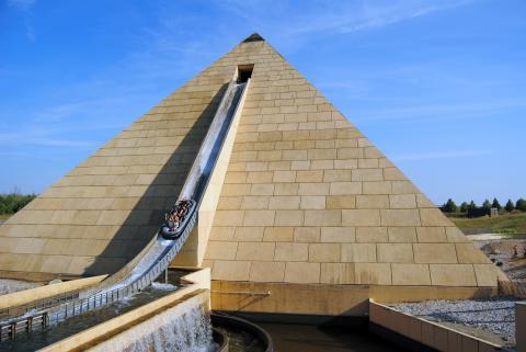 """""""Der Fluch des Pharao"""" im Freizeitpark BELANTIS"""