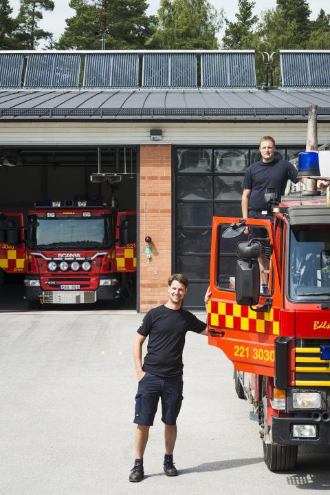 Bålsta Brandstation