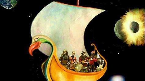 Kom med til familiekoncert med vikingebandet Krauka
