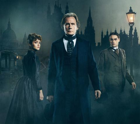 The Limehouse Golem - Prisnomineret gys med bl.a. Bill Nighy og Olivia Cooke.