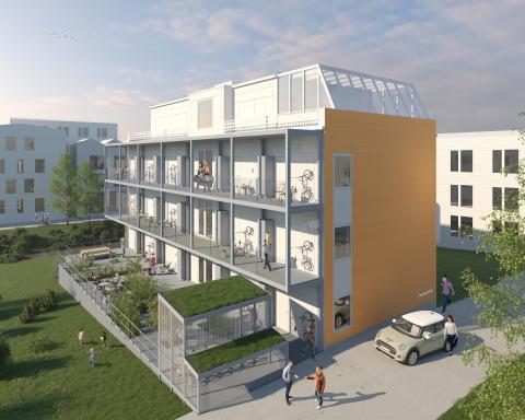 Hemgården Bostad - bostadsrätter