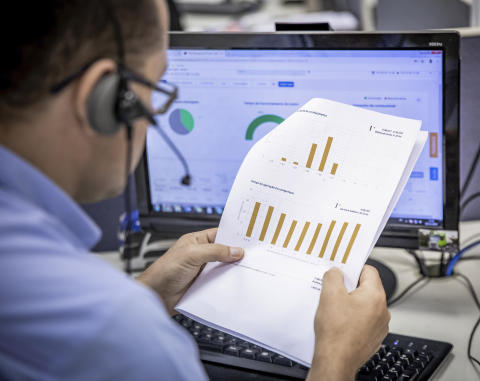 Scania Telematik erhöht für Kunden von Scania Engines die Betriebszeit