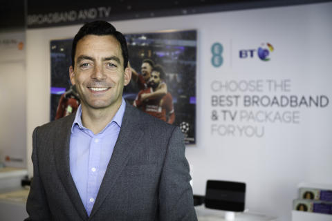 New Consumer business unit of BT Group unveils plan to deliver UK's first converged products and provide UK's best  customer  service