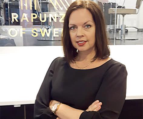 Eva Fraenkel CMO Rapunzel of Sweden