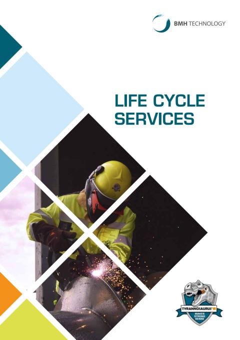 BMH Life Cycle Services Brochure