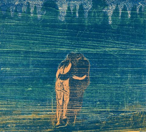 Pressevisning: Mot skogen - Knausgård om Munch
