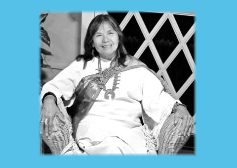 Indigenous Grandmother Mona Polacca