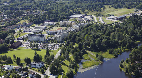 Gävle kommun besöker Högskolan i Gävle