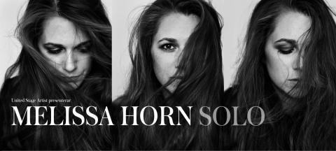 Melissa Horn till Kulturens hus - exklusivt enda turnéstoppet norr om Stockholm