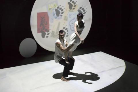 Fika Titta Dansa Panda's Home pressbild 4