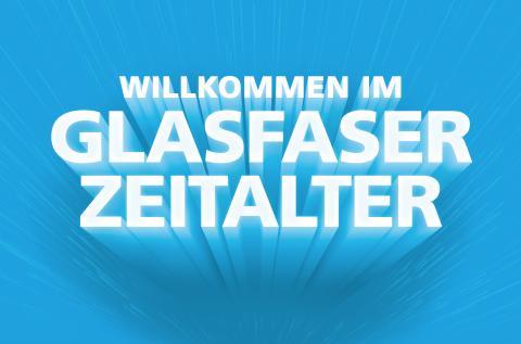 Glasfasergeschwindigkeit erleben: Deutsche Glasfaser beschleunigt Kunden auf Mindesttempo 300