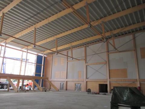 M-vägg IFU Arena