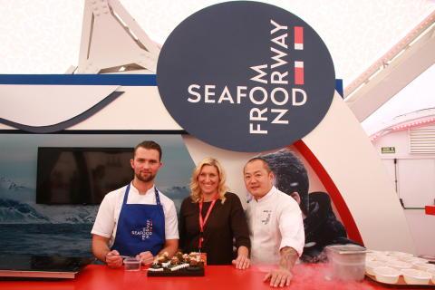 Seafood Valladolid 8 nov