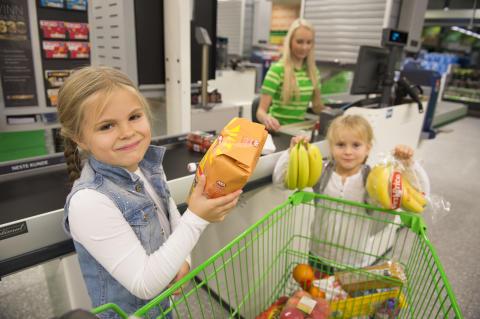 KIWI billigst i dagligvareportalen