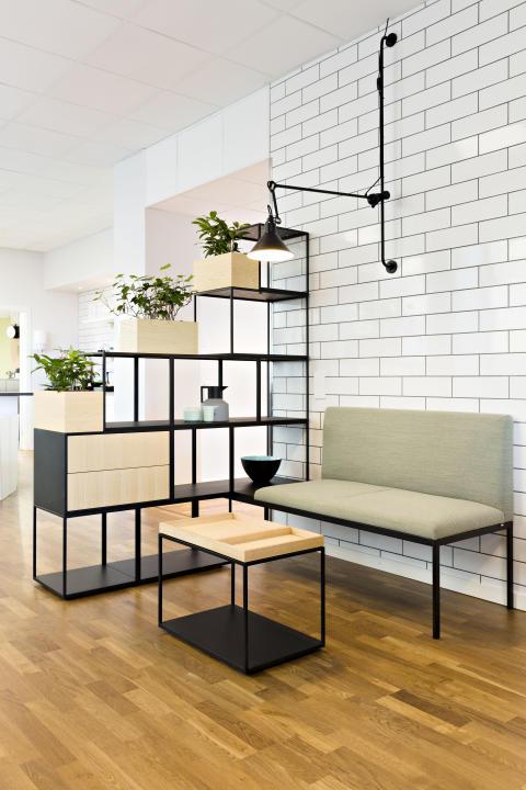 EFG Create seating oppsett