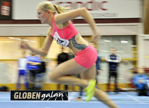 Moa Hjelmer tillbaka i Globen