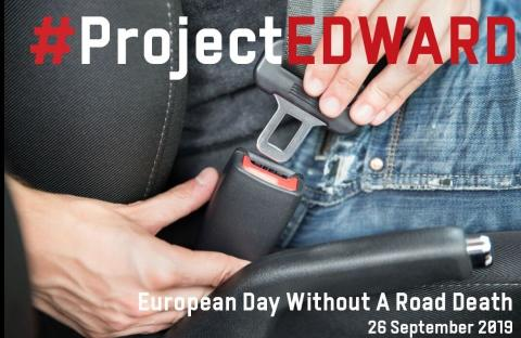 Police urging road users to support European-wide campaign to save lives
