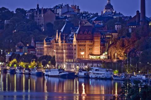 Münchenbryggeriet - Lakritsfestivalen 21-22 april 2012