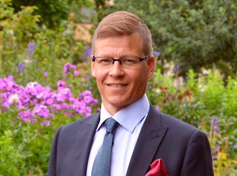 Nimitysuutinen: Aari Management Oy:n johtajaksi Tero Penttinen