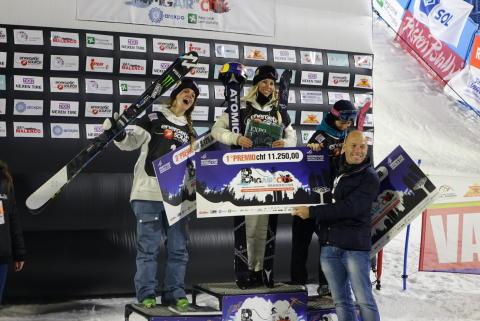Fin tredjeplats för Dahlström i världscupen i Milano