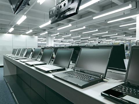 Datoravdelning, megastore, Tyskland