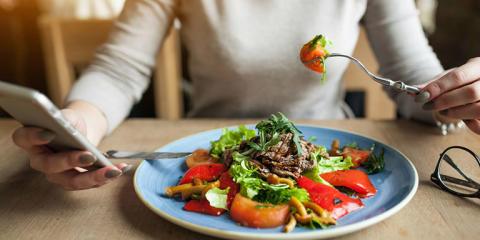 Mittagspause: Gesunde Alternativen zu Kantine, Pizzaservice und Schreibtisch-Lunch