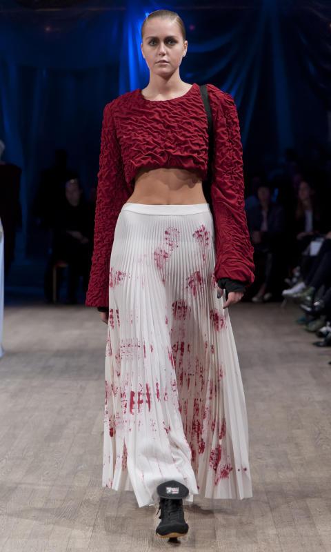 Nhina Svensson - Blood and Water