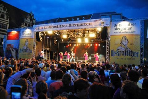 Das 24. Leipziger Stadtfest - das Programm im Überblick