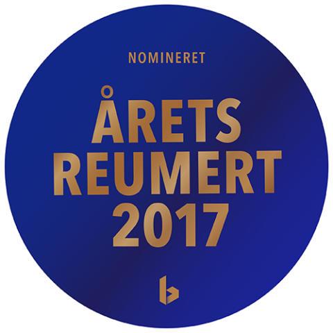De nominerede til Årets Reumert 2017 er fundet