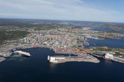 Disse er i gang med BREEAM Communities i Norge