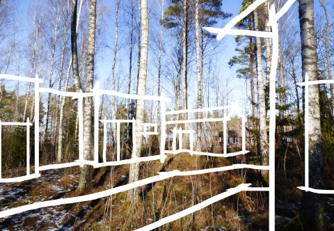 Domstolsbeslut stoppar bostadsområdet Västra Ekudden