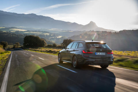 The new BMW 3 Series Touring - Model M Sport, 2