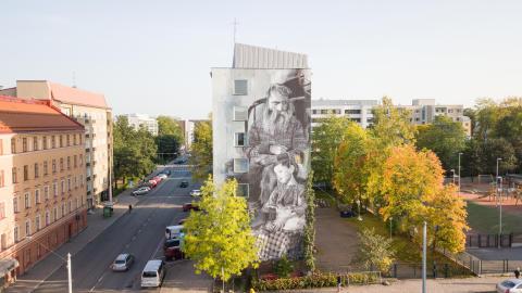 UPEA18-taidefestivaali luo syyskuussa julkista taidetta 12 suomalaiskaupunkiin