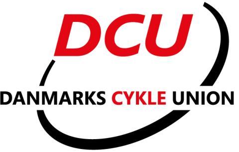 Information om startfelter og gearing for dame/pigecykling
