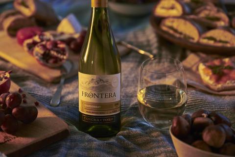 Frontera Chardonnay – nu i ny design