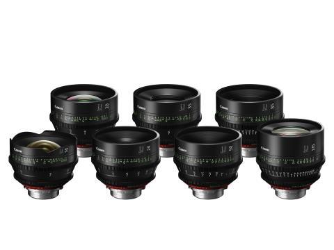 Canon lancerer Sumire Prime-serien – syv nye cinema prime-objektiver med PL-fatning