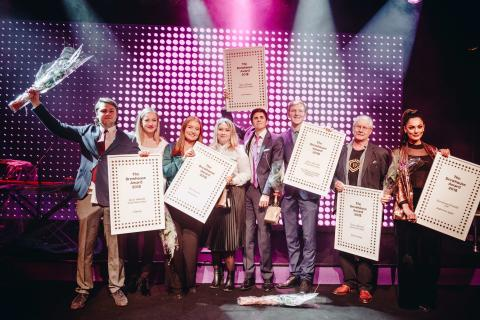 Vinnare i The Brewhouse Award 2018
