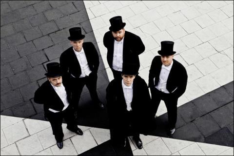 The Hives avslutar Grönans konsertsommar