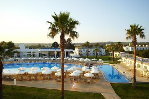 Högsta betyg för Vings vuxenhotell Sunprime Ayia Napa Suites