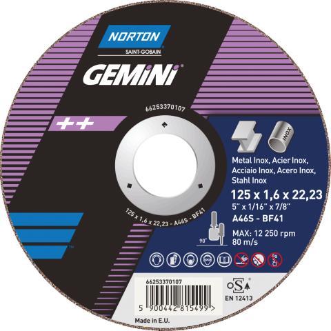Norton Gemini - Kappeskive