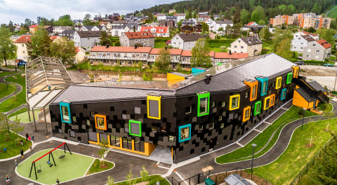 Kilden förskola av LINK arkitektur