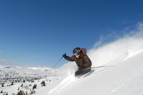Lillehammer lockar med dryga metern snö och gemensamt liftkort för fem destinationer