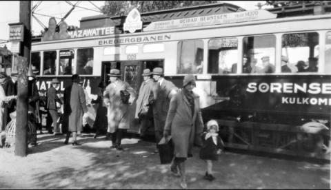 Ekebergbanen 1917-2017