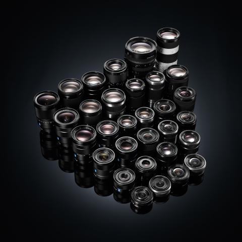 E-mount Lenses ALL